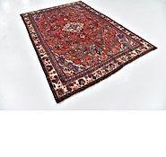 Link to 6' 3 x 9' 3 Hamedan Persian Rug