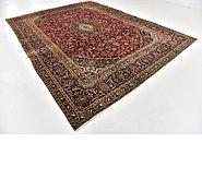 Link to 9' 3 x 12' 6 Kashan Persian Rug