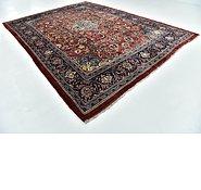 Link to 9' 9 x 13' 2 Mahal Persian Rug