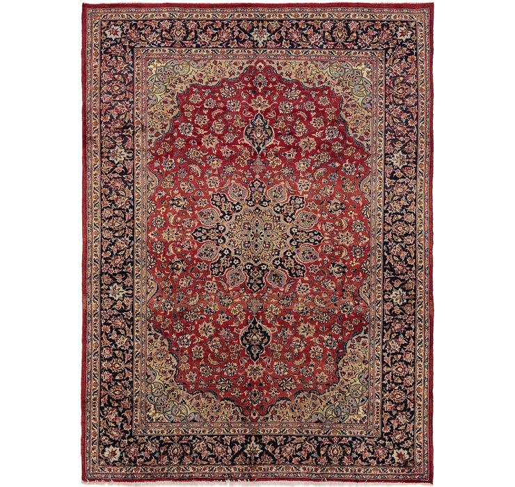 8' 5 x 11' 6 Isfahan Persian Rug