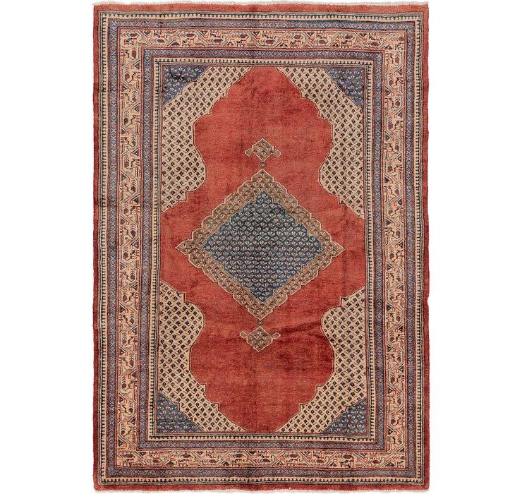 7' 9 x 11' 3 Farahan Persian Rug