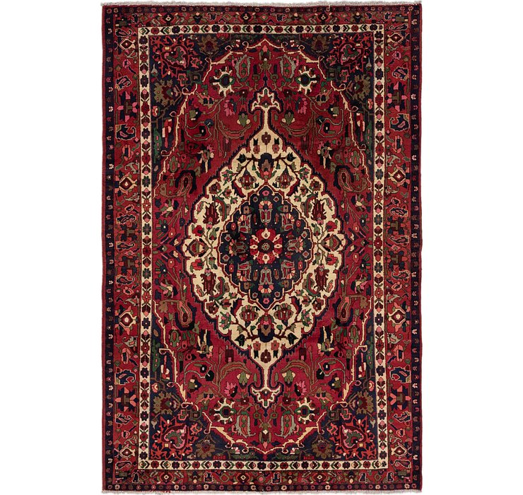 6' 6 x 10' 3 Bakhtiar Persian Rug