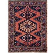 Link to 7' 3 x 9' 9 Viss Persian Rug