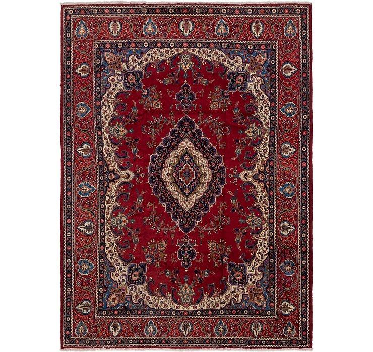 9' 10 x 13' 8 Tabriz Persian Rug