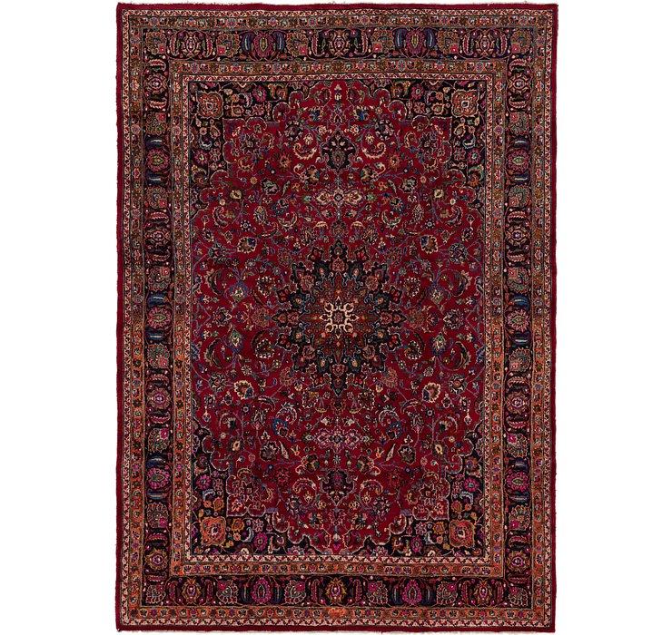 9' 3 x 13' 4 Mashad Persian Rug
