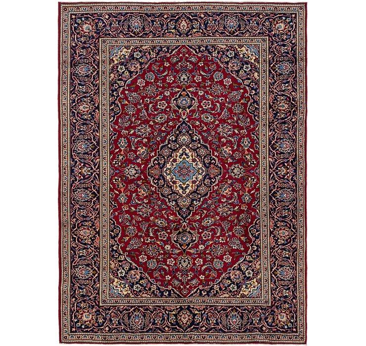 8' 2 x 11' Kashan Persian Rug