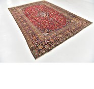 Link to 7' 7 x 10' 7 Kashan Persian Rug