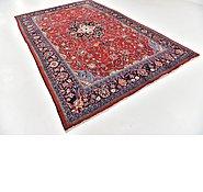 Link to 7' 3 x 11' Sarough Persian Rug