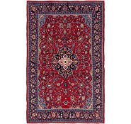 Link to 7' 3 x 11' Sarough Persian Rug