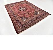 Link to 6' 8 x 9' 3 Mashad Persian Rug