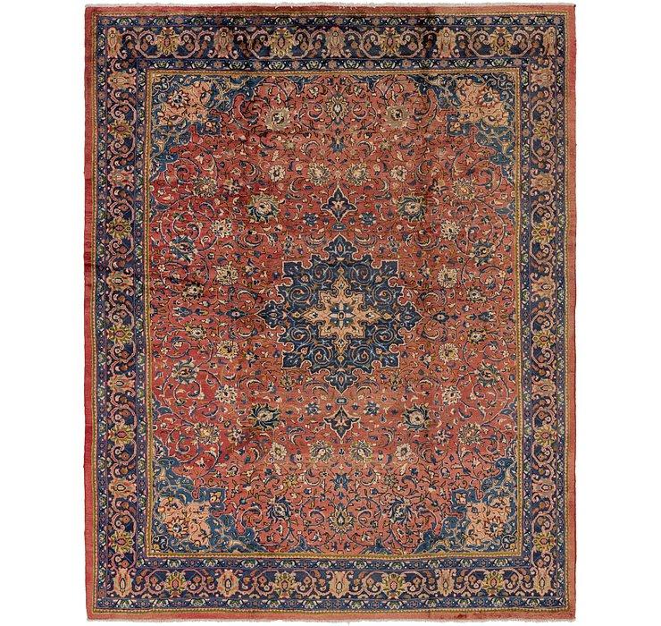 9' 8 x 12' 6 Farahan Persian Rug