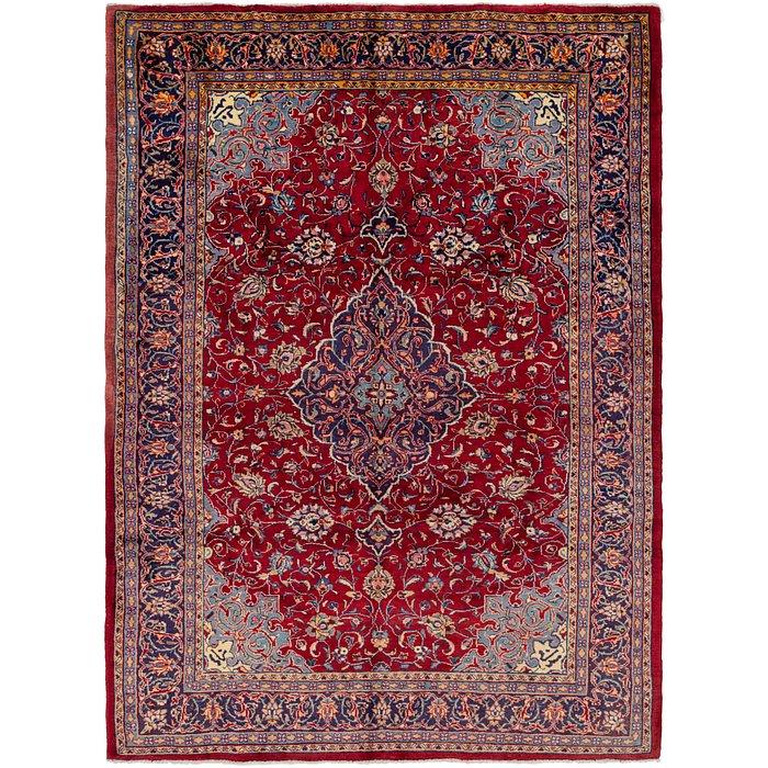 6' 9 x 10' Golpayegan Persian Rug