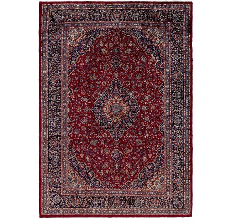 9' 10 x 14' 2 Mashad Persian Rug