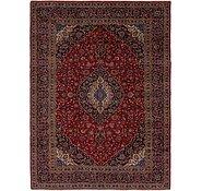 Link to 9' 10 x 13' 4 Kashan Persian Rug