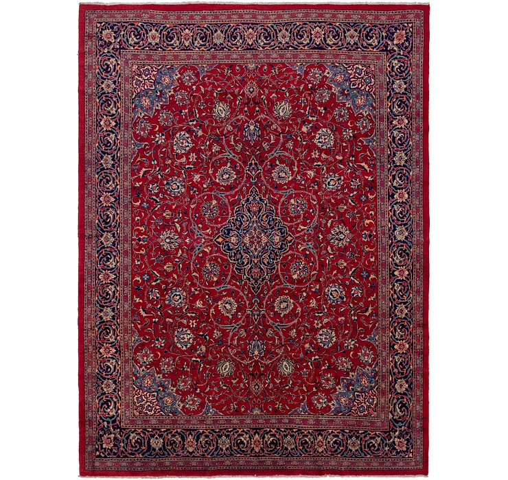 10' 9 x 14' 8 Farahan Persian Rug