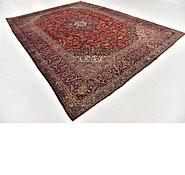 Link to 10' x 13' 2 Kashan Persian Rug