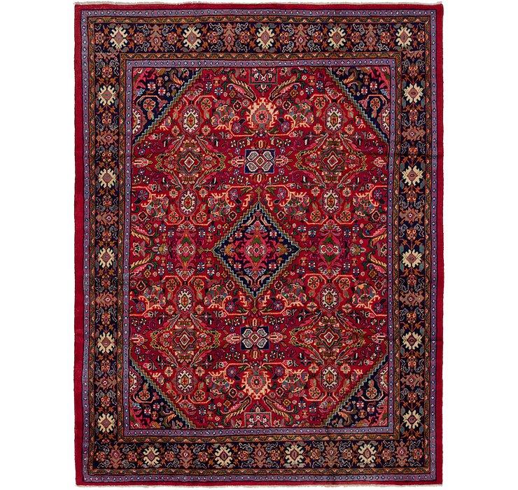 9' 7 x 13' Mahal Persian Rug