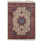Link to 8' 2 x 11' 4 Mashad Persian Rug