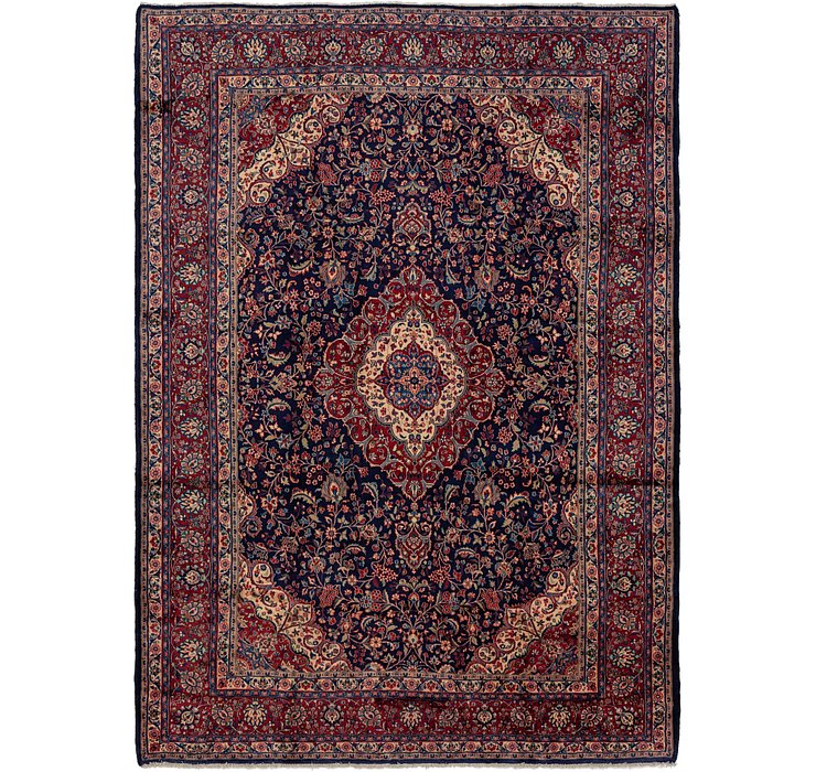 8' 7 x 12' 2 Shahrbaft Persian Rug