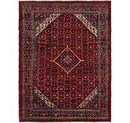Link to 9' 6 x 13' Farahan Persian Rug