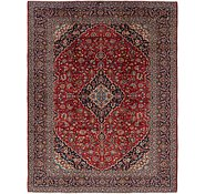 Link to 9' 10 x 12' 7 Kashan Persian Rug