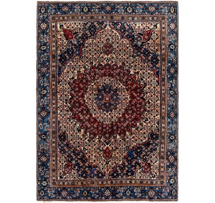 6' x 8' 10 Mood Persian Rug