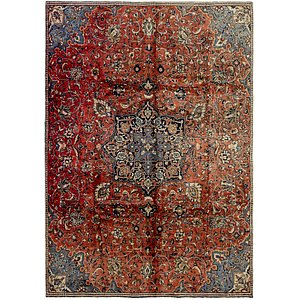 Link to 213cm x 305cm Mahal Persian Rug page