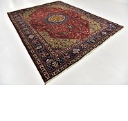 Link to 8' 4 x 10' 10 Tabriz Persian Rug