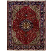 Link to 8' 4 x 10' 10 Tabriz Persian Rug