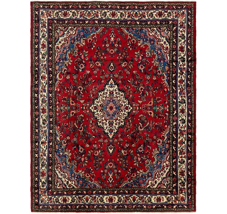 10' 6 x 13' 5 Shahrbaft Persian Rug