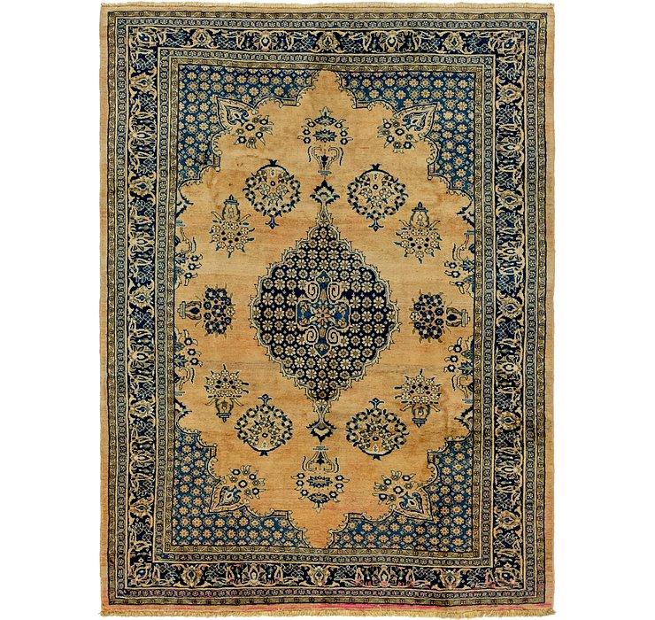 7' 5 x 10' Mashad Persian Rug