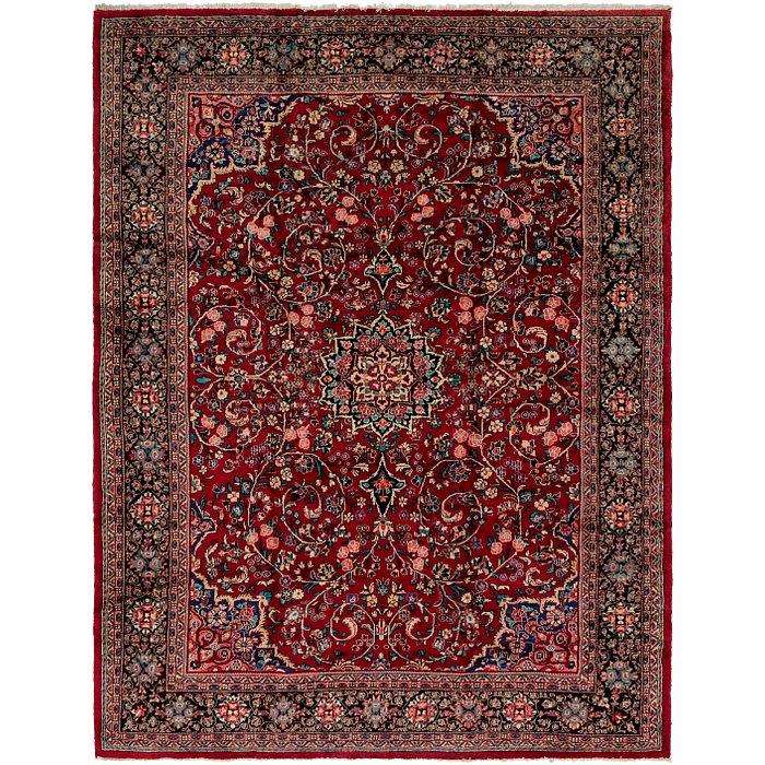 10' 8 x 13' 8 Meshkabad Persian Rug