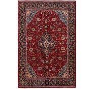 Link to 195cm x 305cm Kashan Persian Rug