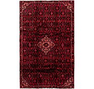 Link to 5' 5 x 8' 8 Hossainabad Persian Rug