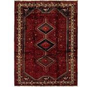 Link to 5' 3 x 7' Ghashghaei Persian Rug