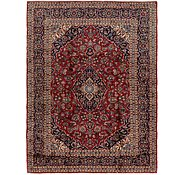 Link to 9' 8 x 13' Kashan Persian Rug