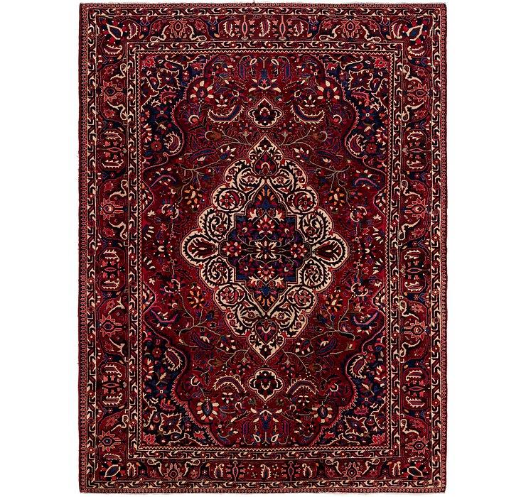 8' 6 x 11' 8 Bakhtiari Persian Rug