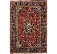 Link to 8' x 11' 4 Kashan Persian Rug