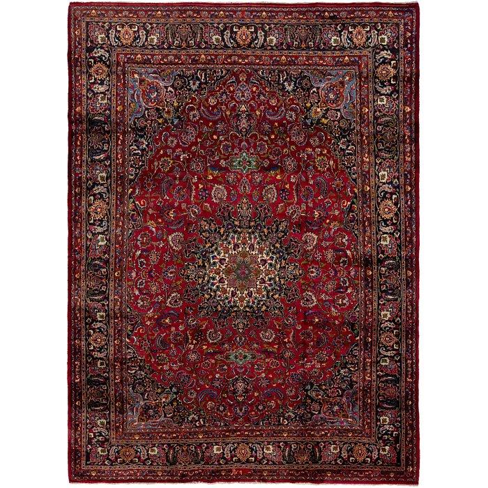 11' x 15' 4 Mashad Persian Rug