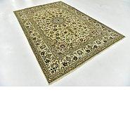 Link to 6' 5 x 9' 7 Kashan Persian Rug
