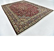 Link to 9' 4 x 12' 7 Kerman Persian Rug