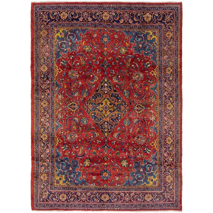 8' 9 x 12' Golpayegan Persian Rug