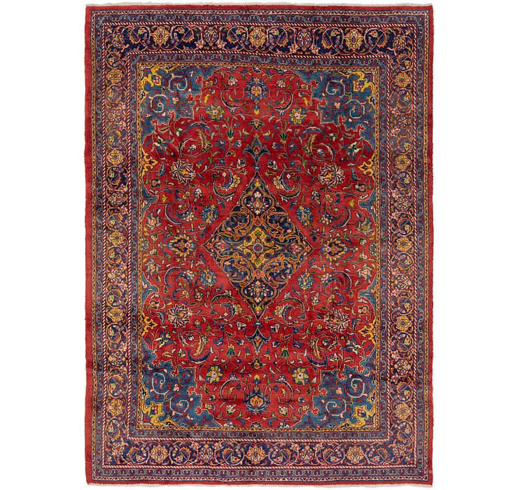 267cm x 365cm Golpayegan Persian Rug