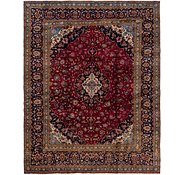 Link to 9' 4 x 12' Isfahan Persian Rug