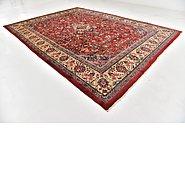Link to 9' 7 x 13' 3 Meshkabad Persian Rug
