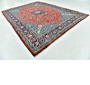 Link to 10' x 13' 5 Mahal Persian Rug