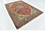 Link to 7' x 10' 3 Tabriz Persian Rug