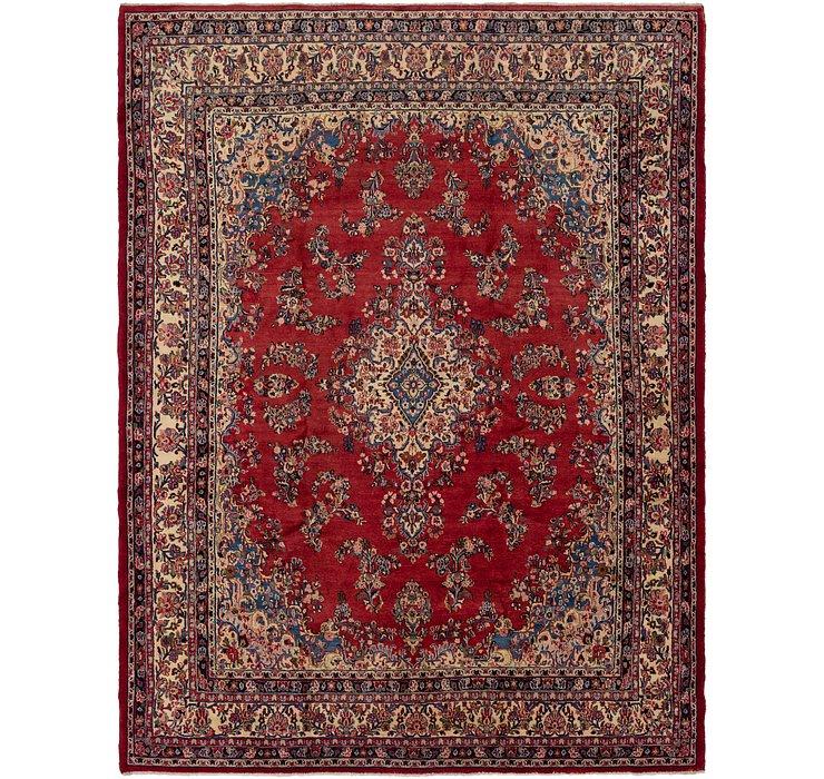 10' 4 x 13' 8 Shahrbaft Persian Rug
