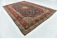 Link to 9' 6 x 14' 5 Kashan Persian Rug