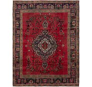 Link to 9' 8 x 12' 9 Tabriz Persian Rug